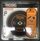 "RIDGID TOOLS 7"" CT70CP DIAMOND BLADE"